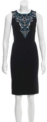Twelfth Street By Cynthia Vincent Sleeveless Midi Dress