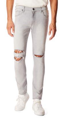 J Brand Men's Mick Distressed-Denim Jeans