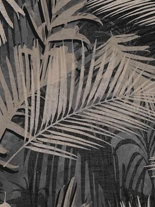 Boutique Jungle Glam Wallpaper – Black/Gold