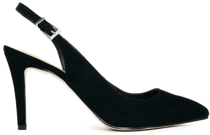 Asos STOCKHOLM Heels. - Black