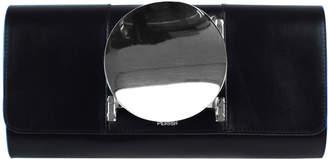Perrin Paris Le Disc Clutch Bag, Black