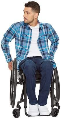 ABL Denim Side-Zip Jeans in Dark Classic Men's Jeans