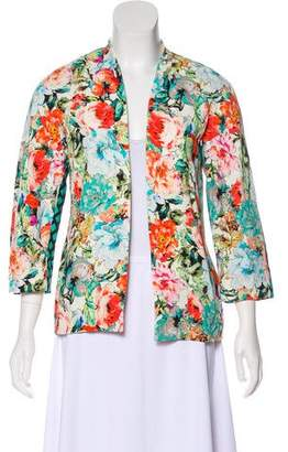 Etro Floral Print Jacket w/ Tags