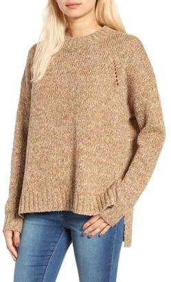 Women's Bp. High/low Knit Pullover $59 thestylecure.com