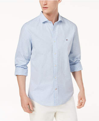 Tommy Hilfiger Men's Evan Dobby Shirt, Created for Macy's