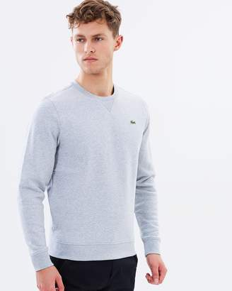 Lacoste Basic Crew Neck Sweatshirt