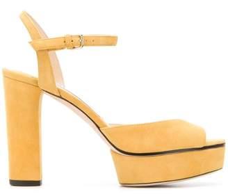 Jimmy Choo Peachy 105 sandals
