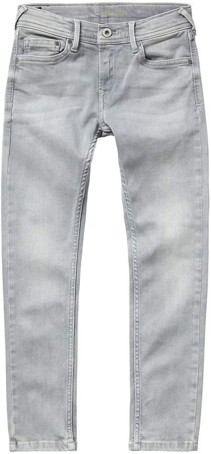 Pepe Jeans London Finly - Jeans skinny - jeansblau
