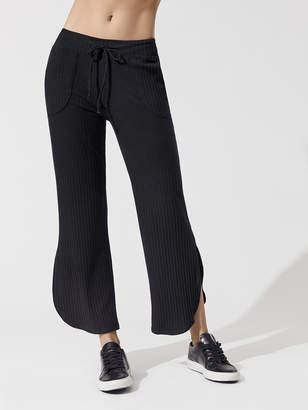 Curve Ribbed Pant
