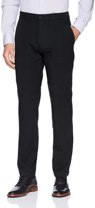Haggar J.M Luxury Comfort Slim Fit Stretch Chino Pant
