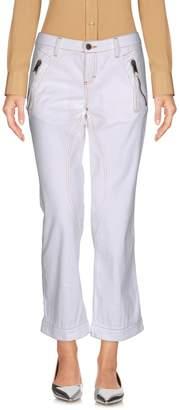 Anna Molinari 3/4-length shorts - Item 36977202XA