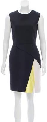 J. Mendel Sleeveless Mini Dress