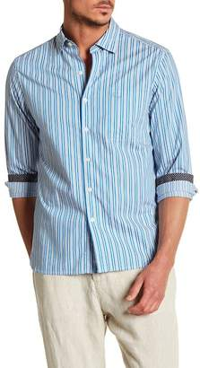 Tommy Bahama Surf the Line Trim Fit Shirt