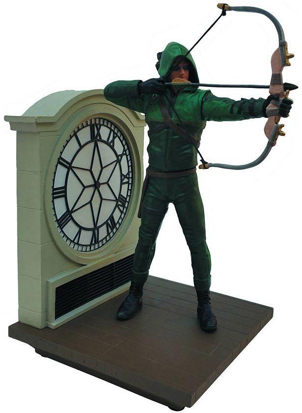 Arrow TV Season 1 PX Statue Bookend by Icon Heros