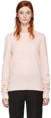 Acne Studios Pink Mari Pullover