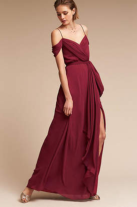 Anthropologie Kane Wedding Guest Dress