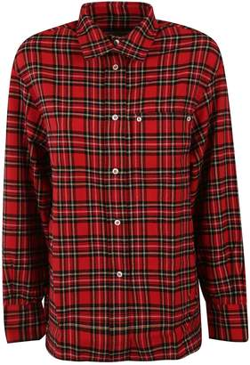 Golden Goose Checked Patter Shirt