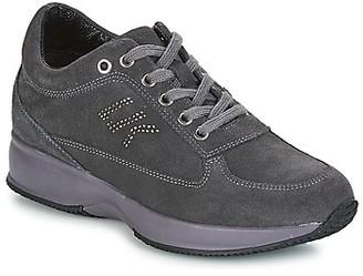 Lumberjack RAUL women's Shoes (Trainers) in Grey