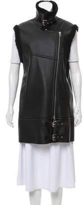 MM6 MAISON MARGIELA Faux Shearling Vest