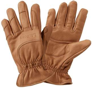 L.L. Bean L.L.Bean Men's Deerskin Gloves