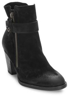 Paul Green Dallas Suede Ankle Boots $399 thestylecure.com