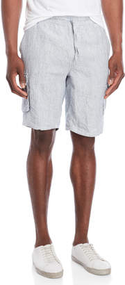 Onia Tom Linen Cargo Shorts