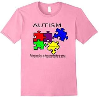 Autism Spectrum Disorder T Shirt Fight Autism Tee Shirt