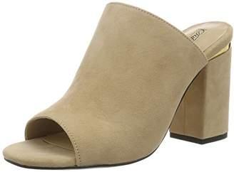 Buffalo London 316-3521 KID SUEDE, Women's Ankle Strap Sandals,(38 EU)