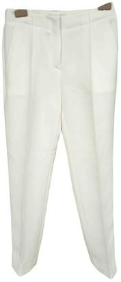 IRO White Trousers for Women