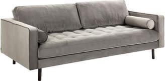 Linea Furniture Lincoln Velvet 2 Seater Sofa