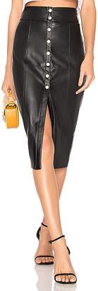 Majorelle Halsey Midi Skirt