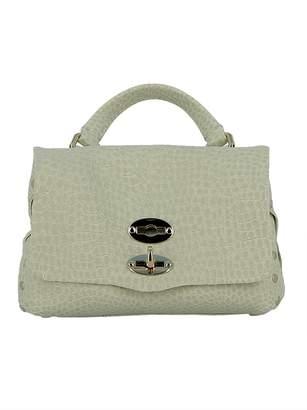 Zanellato Acquarello Leather Handbag