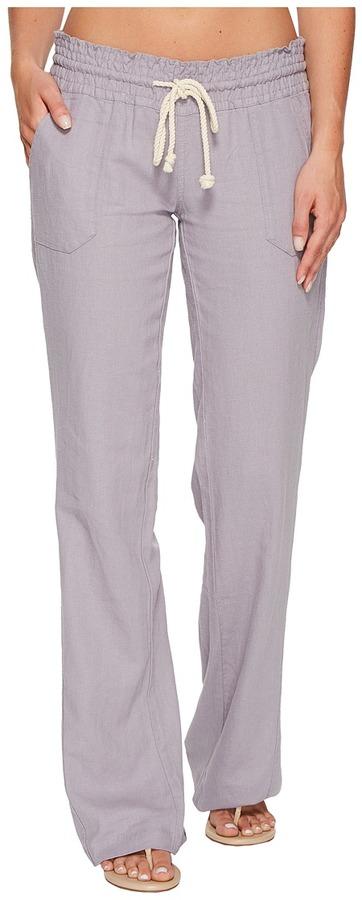 Roxy - Ocean Side Pant Women's Casual Pants