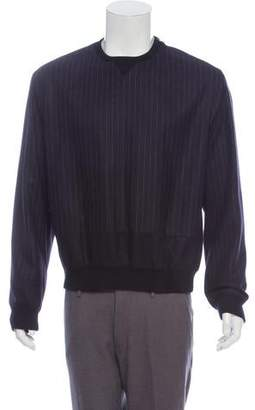 Hermes Striped Wool Sweater w/ Tags