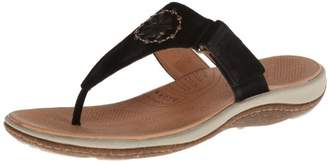 Acorn Acron Women's Vista Beaded Thong Flip Flop