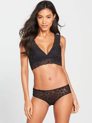 Wonderbra Sexy Brazilian Brief - Black