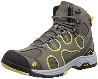 Jack Wolfskin Crosswind Texapore O2+ Mid W, Women's High Rise Hiking Shoes