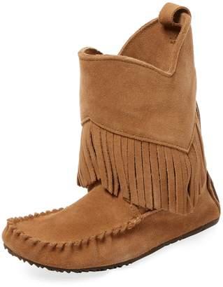 Manitobah Mukluks Women's Okotoks Suede Boot