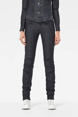 G Star Motac Deconstructed Mid Skinny Jeans