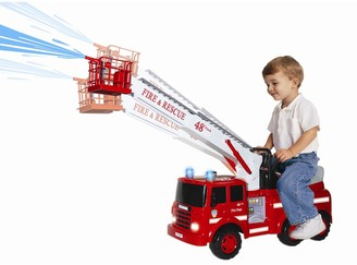 Kohl's Ride-On Action Fire Engine