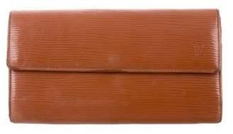 Louis Vuitton Epi Sarah Wallet