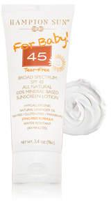 Hampton Sun Natural SPF 45 for Baby