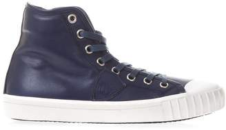 Philippe Model High Leather Sneakers