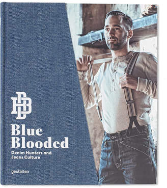 Publications Blue Blooded: Denim Hunters and Jeans Culture