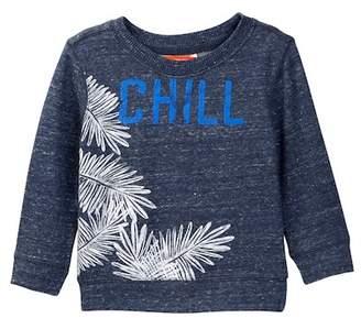 Joe Fresh Printed Pullover Sweater (Toddler & Little Boys)
