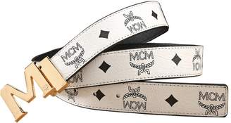 MCM xianyuequ embossed explosion belt youth leisure