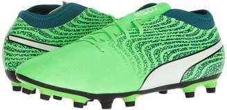 Puma One 18.4 FG Men's Soccer Shoes