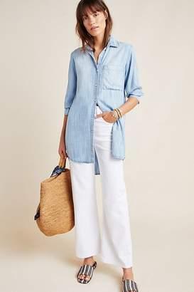 Cloth & Stone Benicia Chambray Shirtdress