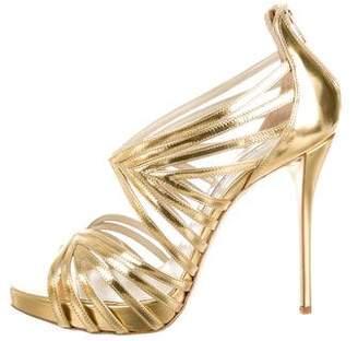 Oscar de la Renta Bree 120 Sandals w/ Tags