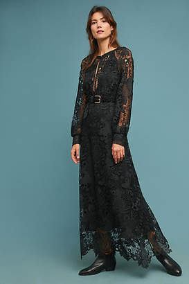 Antik Batik Lacy Maxi Dress